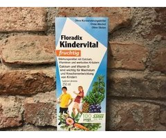 NATURAL KINDERVITAL 250 ML