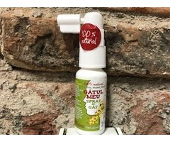 NATURAL GATUL MEU  SPRAY DE GAT 20 ML