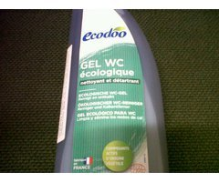 ECO GEL CURATARE WC ECODOO 750ML