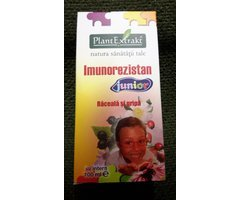IMUNOREZISTAN JUNIOR PLANT EXTRACT - 100ML