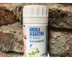 NATURAL MASCA ARGILA ALBASTRA 200 GR