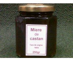 MIERE CASTAN - 250G