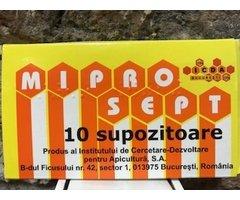 SUPOZITOARE MIPROSEPT 10BUC