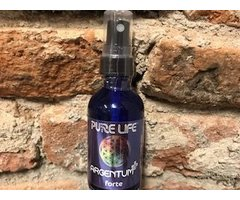 NATURAL ARGENTUM FORTE SPRAY 20PPM 60 ML
