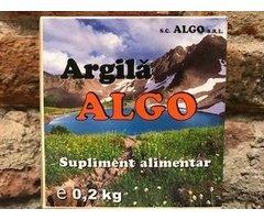 NATURAL ARGILA ALBA 200 GR