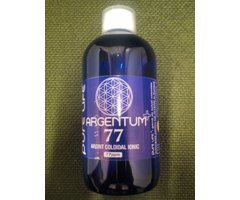 NATURAL ARGINT 77PPM  480ML