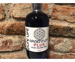 NATURAL ARGENTUM+ 10PPM 480 ML