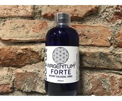 NATURAL ARGENTUM FORTE 20PPM 480 ML