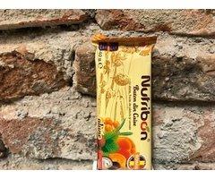 NATURAL BATON NUTRIBON CU FRUCTE SI ALUNE DE PADURE 40 GR