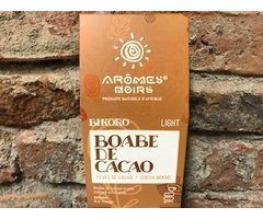 NATURAL BOABE DE CACAO BIKORO LIGHT 100 GR