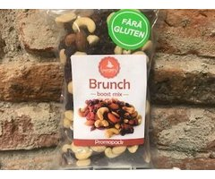 NATURAL BRUNCH BOOST MIX FARA GLUTEN 300 GR