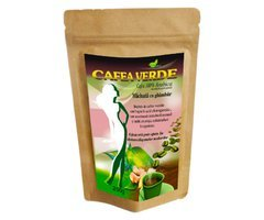NATURAL CAFEA VERDE PERU MACINATA CU GHIMBIR-250G