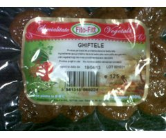 NATURAL CHIFTELE VEGETALE 125 GR