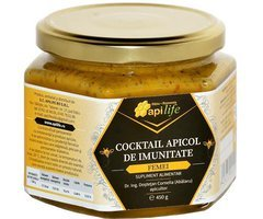 NATURAL COCKTAIL APICOL FEMEI 450GR APILIFE