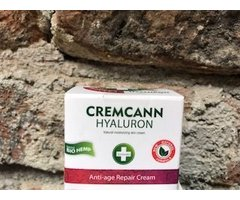 NATURAL CREMA HYALURON CU CANEPA BIO CREMCANN 15 ML