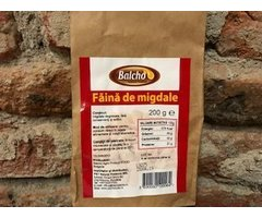 NATURAL FAINA DE MIGDALE 200 GR