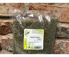 NATURAL FASOLE MUNG 500 GR