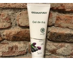 NATURAL GEL DE DUS SPA 250ML VIVANATURA