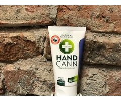 NATURAL HANDCANN CU CANEPA BIO 75 ML