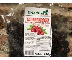 NATURAL MERISOARE INTREGI IN SUC DE MERE 200 GR