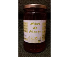 NATURAL MIERE DE FANATE 500 GR