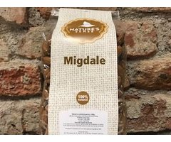 NATURAL MIGDALE 750 GR