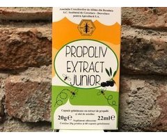 NATURAL PROPOLIV EXTRACT JUNIOR 60 CAPSULE