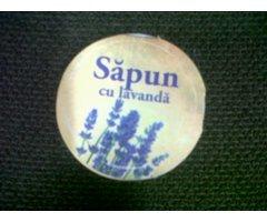 NATURAL SAPUN CU LAVANDA MANUFACTURAT 60G