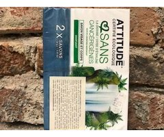 NATURAL SAPUN REVIGORANT 2 X 120 GR
