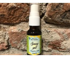 NATURAL SPRAY GAT CU PROPOLIS FARA ALCOOL  20 ML