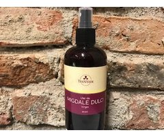 NATURAL ULEI DE MIGDALE DULCI VIRGIN  200 ML