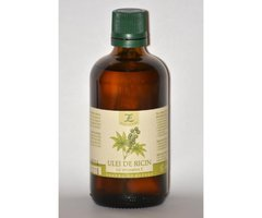 NATURAL ULEI DE RICIN 100ML