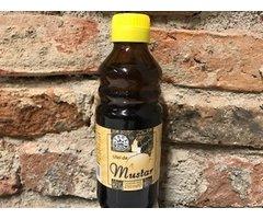 NATURAL ULEI PRESAT LA RECE DE MUSTAR 250 ML