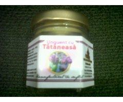NATURAL UNGUENT CU TATANEASA NERA 40G