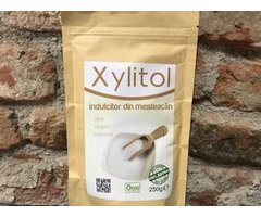 NATURAL XYLITOL 250 GR
