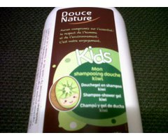 ECO SAMPON GEL DUS PT COPII CU KIWI DOUCE NATURE 300ML