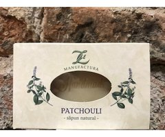 NATURAL SAPUN DE PATCHOULI 100G