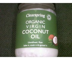 ECO ULEI COCOS 400G CLEARSPRING