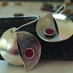 Cercei Bold Twist - Argint 925