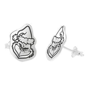 Cercei Argint 925 - Grinch