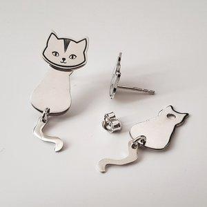 Cercei pisica