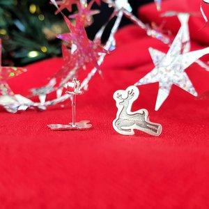Cercei Argint 925 - Rudolf