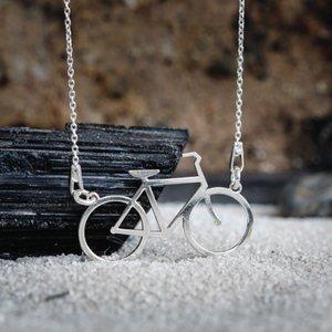 Lantisor Bicicleta - Argint 925