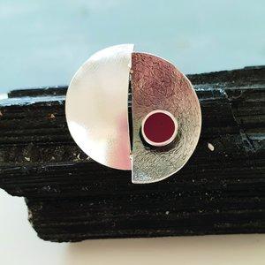 Pandantiv Bold Twist - Argint 925
