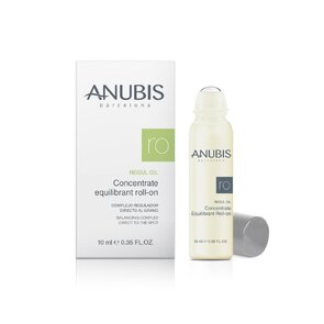 Concentrat roll-on pentru tenul gras/acneic- Anubis Regul Oil Concentrate Equilibrant Roll-On 10ml