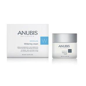Crema pentru tenul pigmentat- Anubis Shining Line Whitening Cream 60 ml