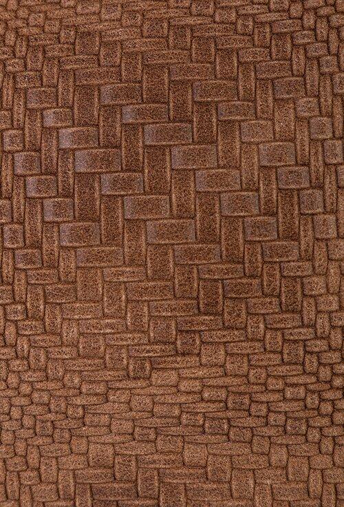 Geanta maro din piele naturala