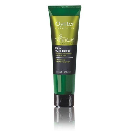 Masca restructuranta si energizanta- Oyster Cannabis Green Lab Mask Nutri-Energy 150 ml