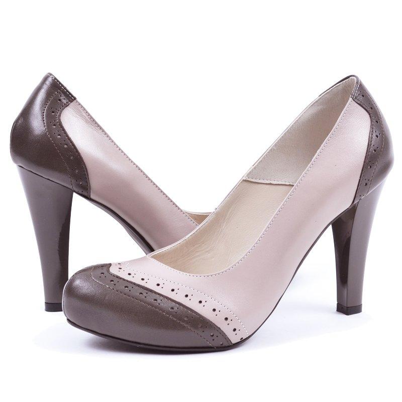 Pantofi din Piele Naturala Avena, preturi, ieftine