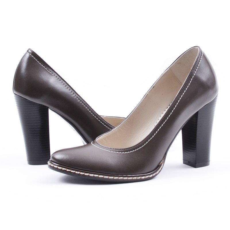 Pantofi din Piele Naturala Kylie, preturi, ieftine